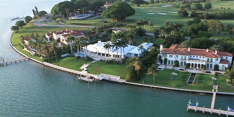 Indian Creek Miami Beach Golf