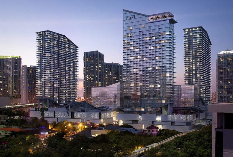 information for residences brickell city centre (downtown