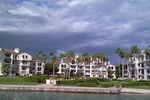 Fisher island from the water 3