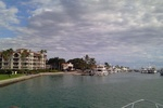 Fisher island from the water 9