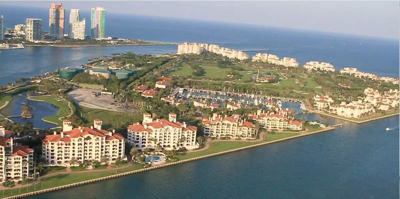 Information On Fisher Island Real Estate In Miami