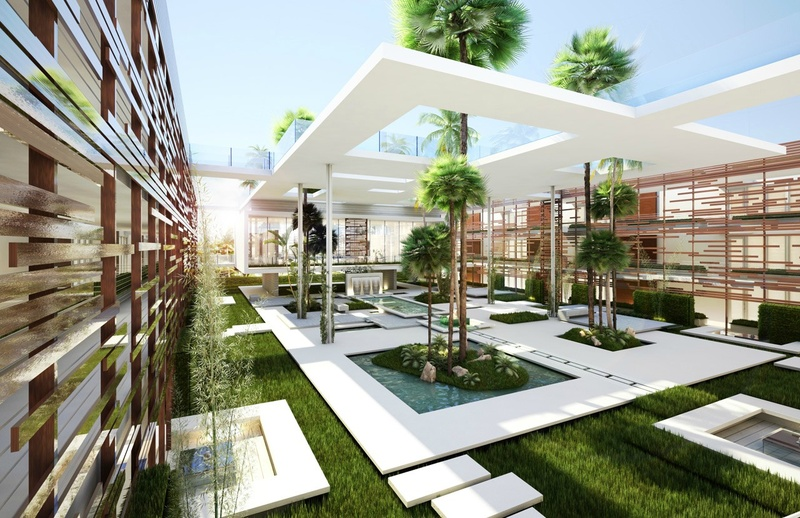 The Palau At Sunset Harbour Residences Now On Sale In Miami Bch