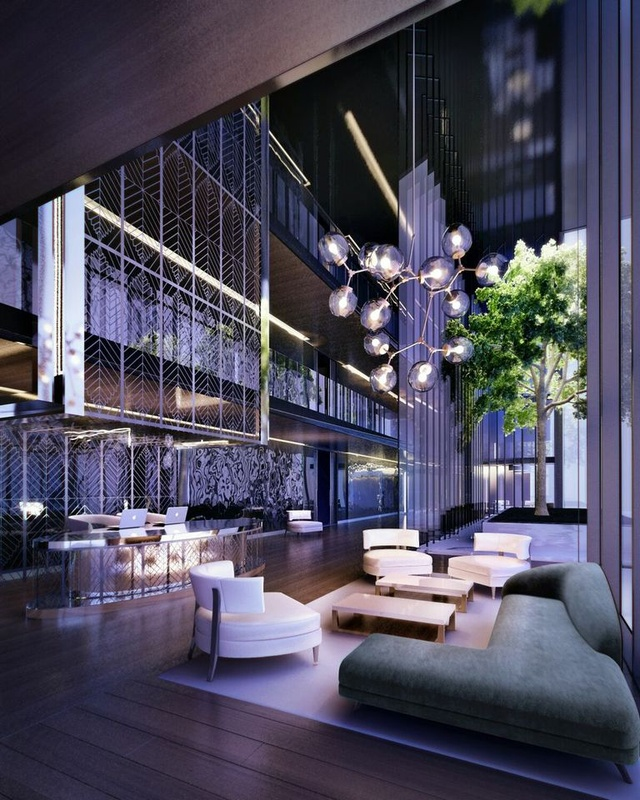 Paraiso bay residences for sale in miami 39 s edgewater district for Luxury hotel interior design