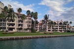 Fisher island from the water 7