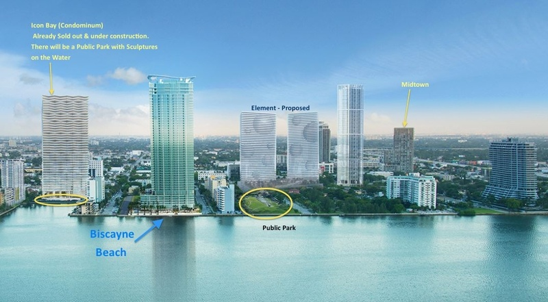 Biscayne Beach Is Miami S Edgewater Area Now On Sale