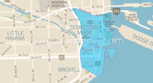 Downtown Miami Condos & Lofts, Downtown Miami Properties. on mall of miami map, miami crime map, museum park miami map, art basel miami map, east miami map, miami trolley map, wynwood miami map, little havana miami map, miami va hospital map, silver bluff miami map, sofitel miami map, brickell miami map, city of miami map, south miami city limits map, miracle mile miami map, miami dade map, watson island miami map, miami coral gables map, airport miami map, sunset miami map,