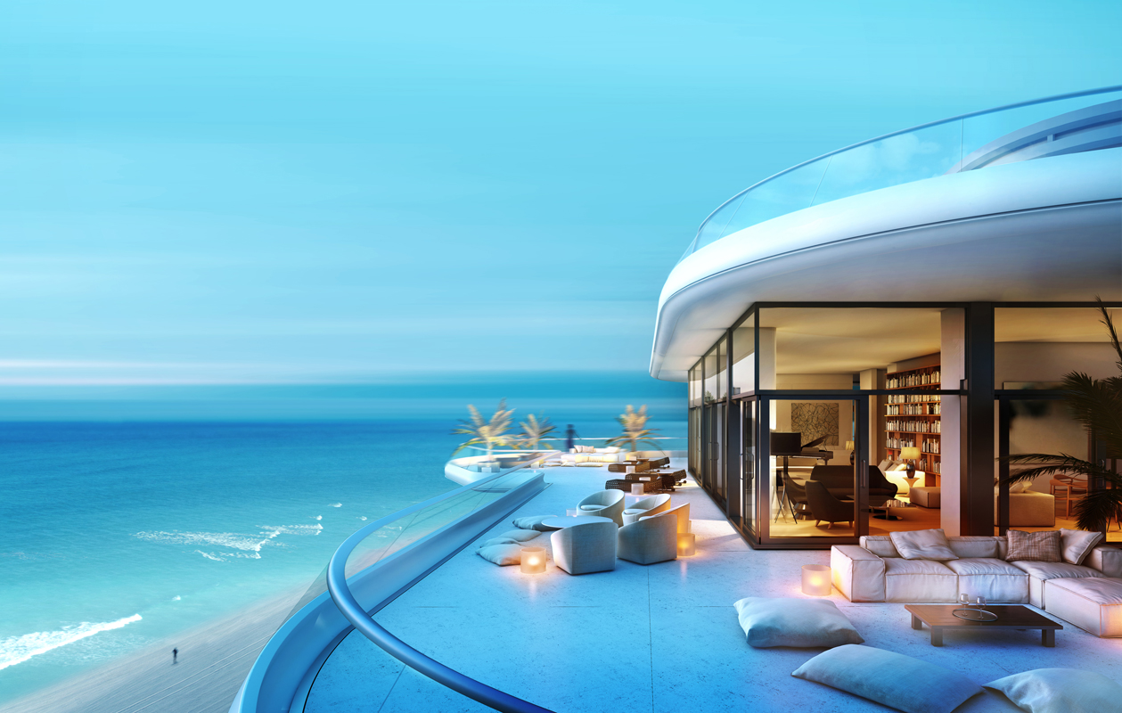 Miami Ultimate Lifestyle: Penthouse Living