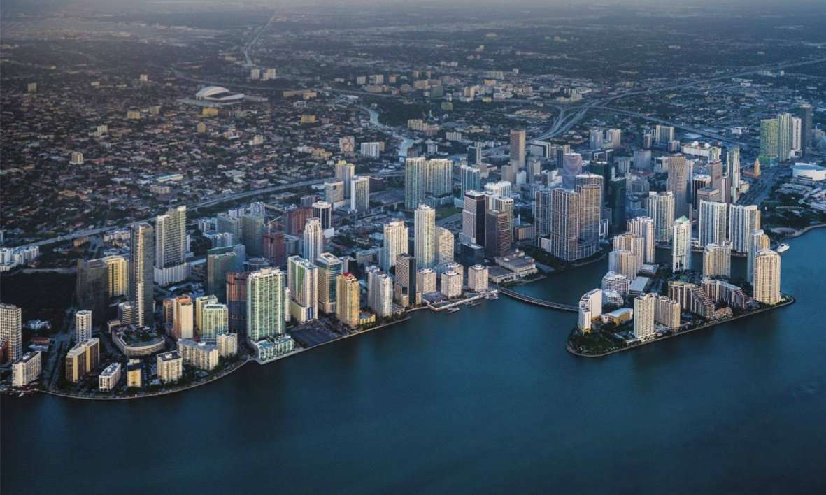 Miami is the second most desired city for millennials