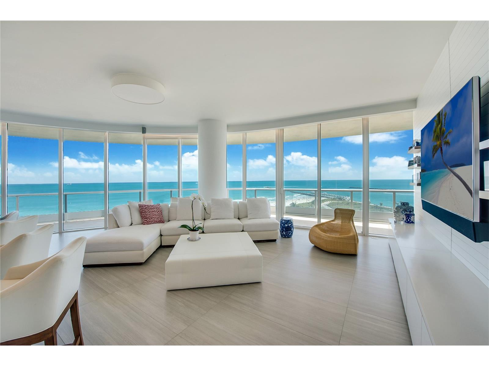Brazilian Formula 1 driver lists South Beach condo for $8M